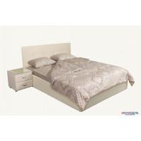 Кровать Лебедь с подъемным механизмом и ящиком для белья
