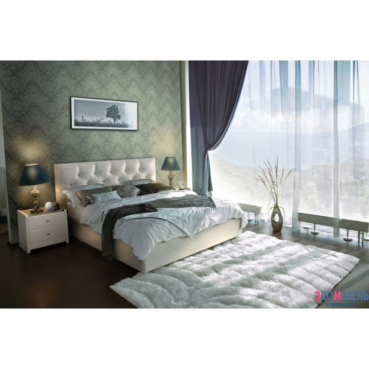 """Кровать """"Marlena"""" двухспальная"""