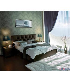 """Кровать """"Marlena"""" с подъемным механизмом и ящиком для белья"""