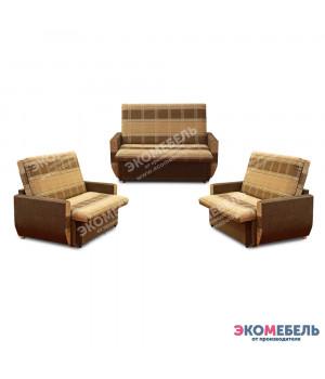 Набор 2 кресла «Эмили»  + диван «Дьюк»
