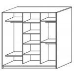 Шкафы-купе (конструктор)