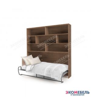 Кровать-трансформер ASTI с надстройкой