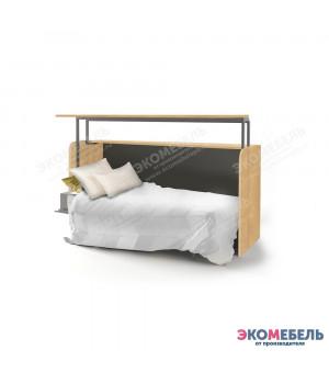 Кровать-трансформер ASTI со столом Адж