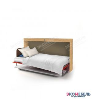 Кровать-трансформер ASTI со столом Деви