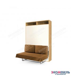 Кровать-трансформер с диваном VEGA - Пуф с антресолью