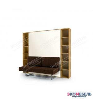 Кровать-трансформер с диваном VEGA - Пуф с открытым пеналом